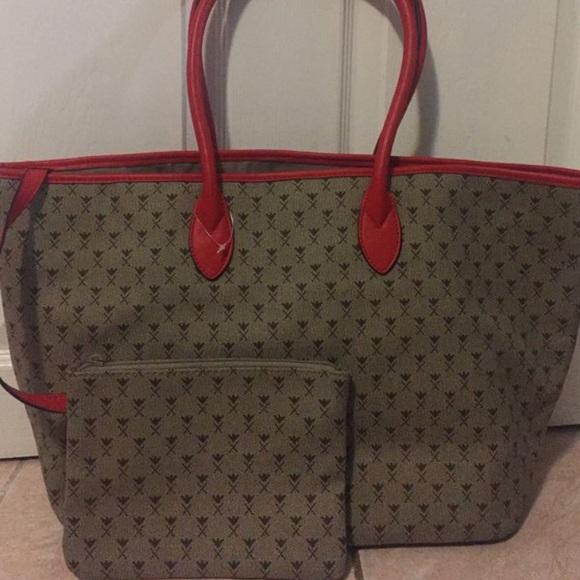 H&M Handbags - Brown tote bag